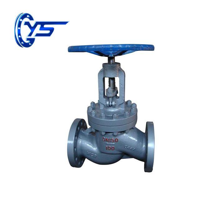 DN 15-250mm Cast Steel Globe Valve globe valve manufacturer GOST SERIES
