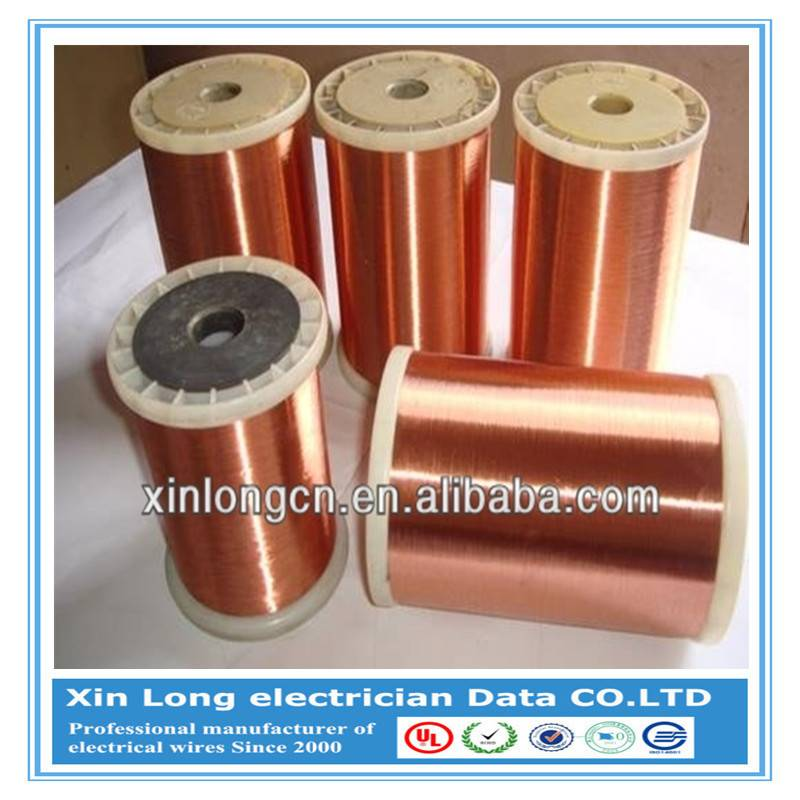 Hot Sales Top Quality QA/UEW Copper Enameled Wire For Motor Winding Wire