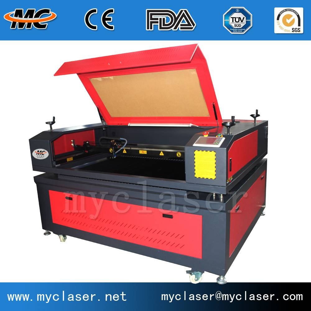 Separable design MC1310 CO2 CNC laser engraver suitable for stone industry
