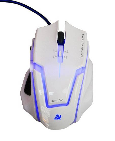 fashion colorfull games mouse,gamer mouse