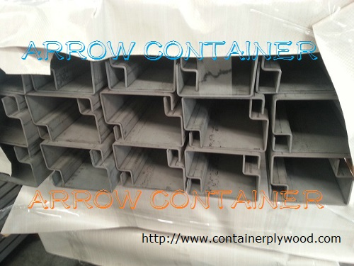Container spare parts- shipping container corner post