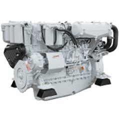 New Yanmar 6CXBM-GT Marine Diesel Engine 464HP