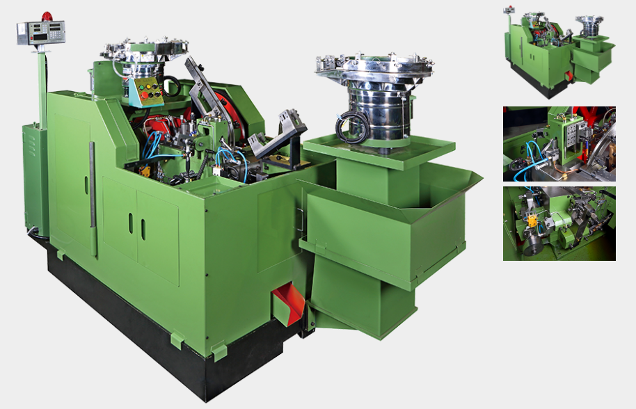Open Die Blow Screw Head Making Machine