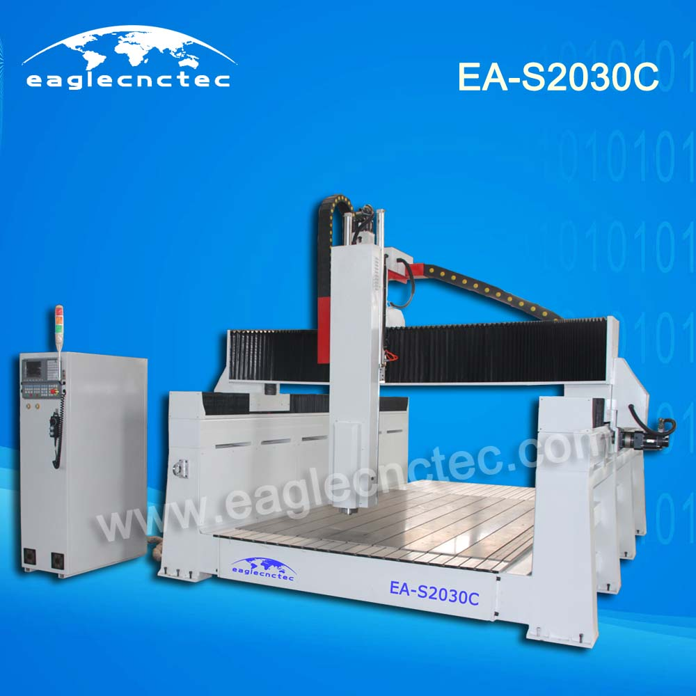 CNC Foam Milling Machine For Lost Foam Casting On Sale