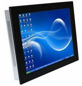 17 inch IP65 Industrial Computer, all in one pc, panel pc IPPC-170J-2R