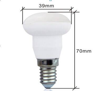 New warm white 3W ceramic COB LED bulb indoor LED bulb energy saving long life spam
