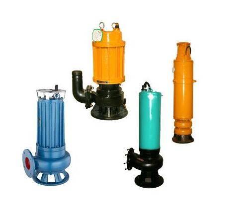2016 new type under water submersible drain water sewage pump