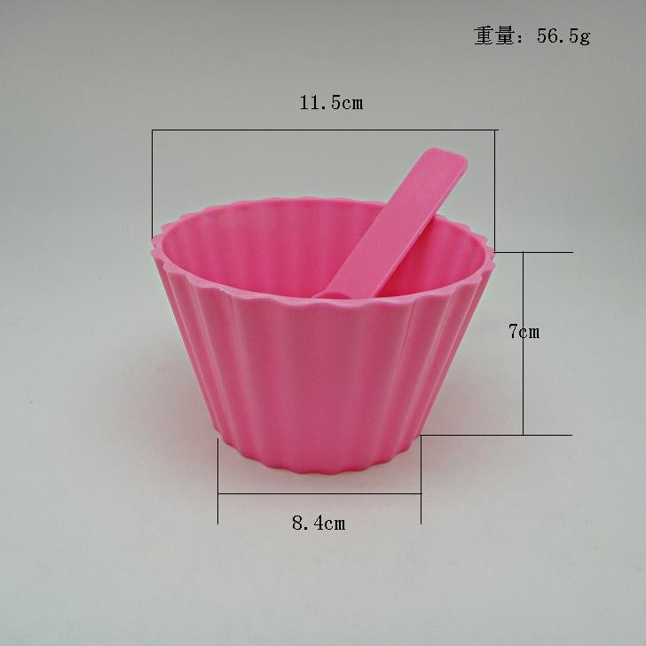 1021 food grade PP colorful small bowl /plastic bowl for snack and fruit