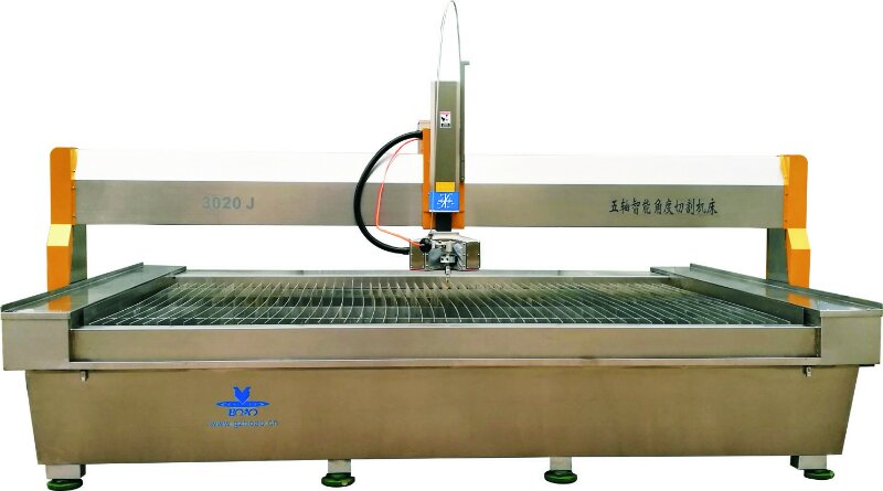 BOAO WATERJET CUTTING MACHINE