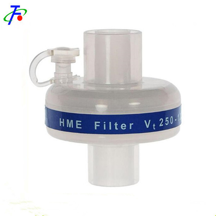 Humidification HME filter