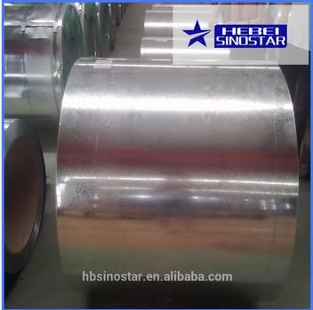 Prime good quality DX51D SGCC g60 g80 g90 g120 z275 zinc coated Galvanized steel coil