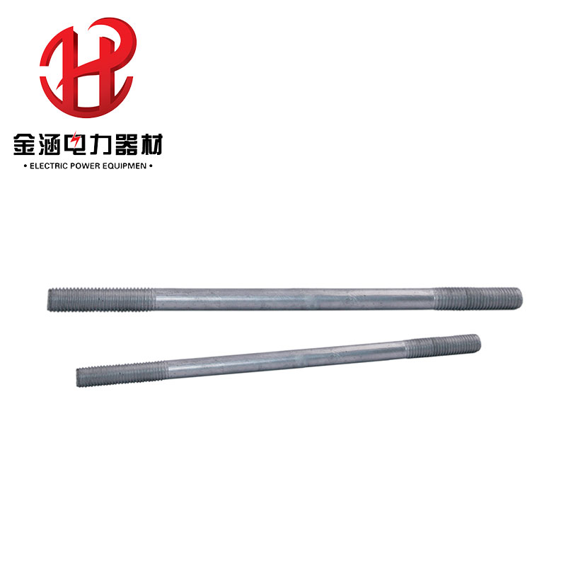 HDG double ended studs