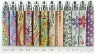 Good quality ego-k e-cigarette starter kit.