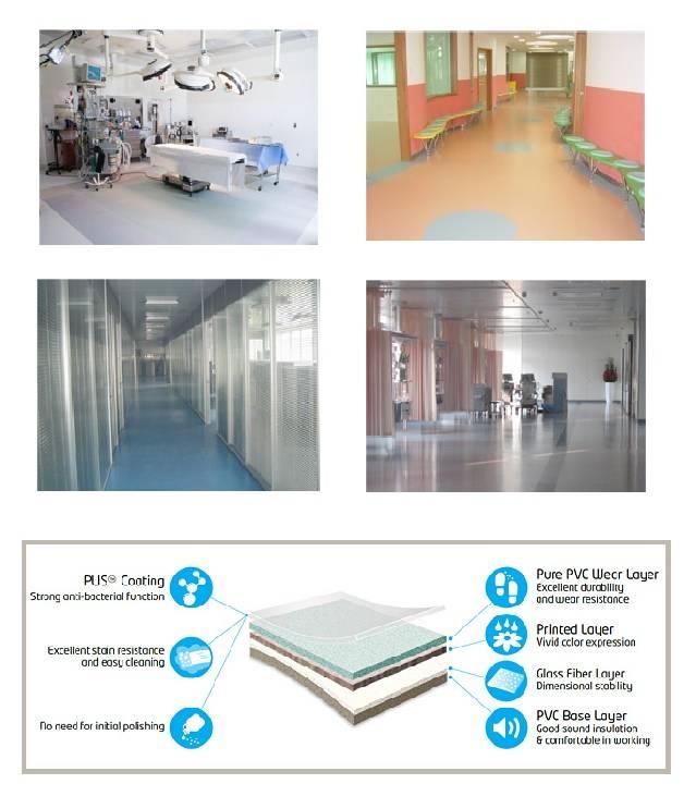 PVC Flooring (Venice Premium)