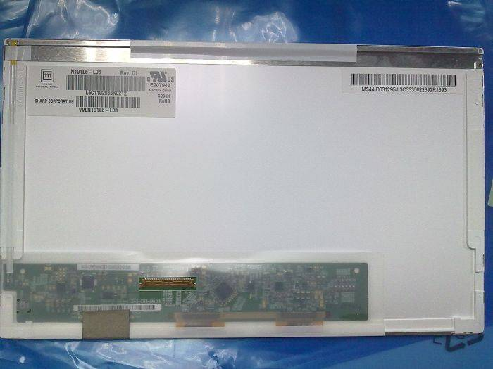 "LP101WS1 LP101WSA  N101L6-L03 10.1"" LED LAPTOP SCREEN PANELLP101WS1 LP101WSA  N101L6-L03 10.1"" LED f"