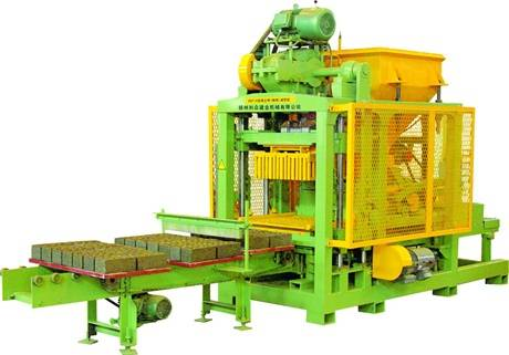 QTJ3-12 block making machine