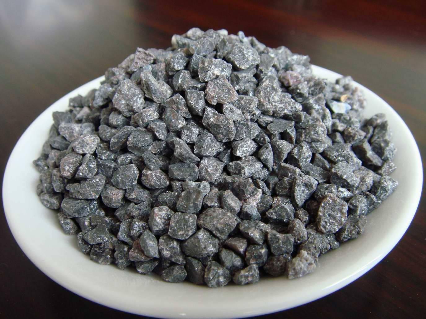Brown aliminium oxide, Brown fused alumina