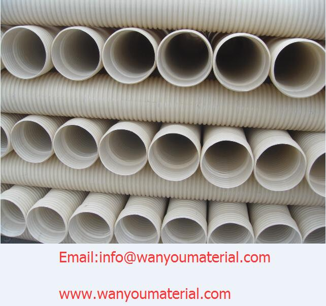 High Quality Plastic Water Pipe-PVC Pipe Made in China info at wanyoumaterial.com
