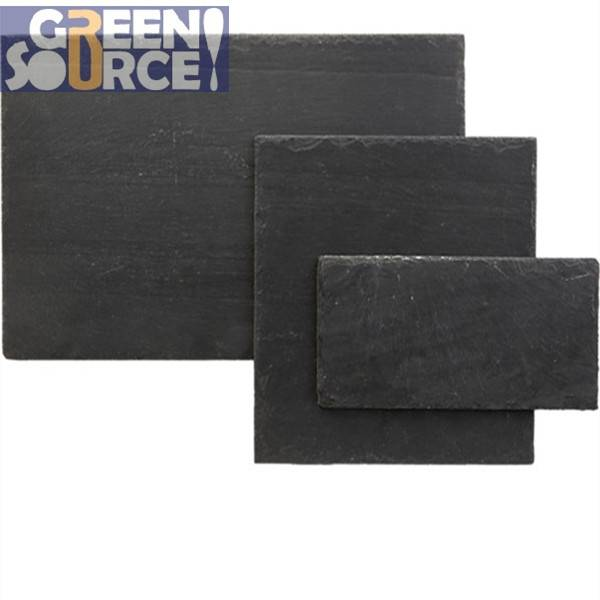 Chinese supplier of natural slate black stone slabs