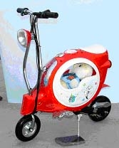 Electric Scooter(YL-XGJ1)(3 kinds)