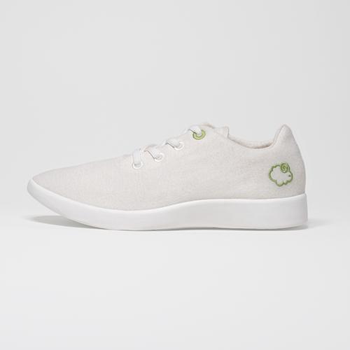 Wool Shoes LeMouton Classic_White