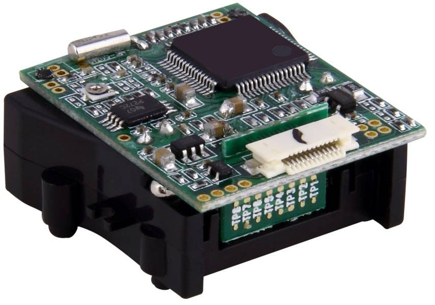 Ultra-low voltage Mini CCD barcode scanner module