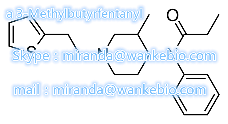 a 3-Methylbutyrfentanyl 97605-09-9 C24H32N2O mail/skype:miranda(@)wankebio.com