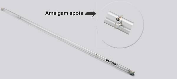 Amalgam UV Germicidal Lamp(low pressure)