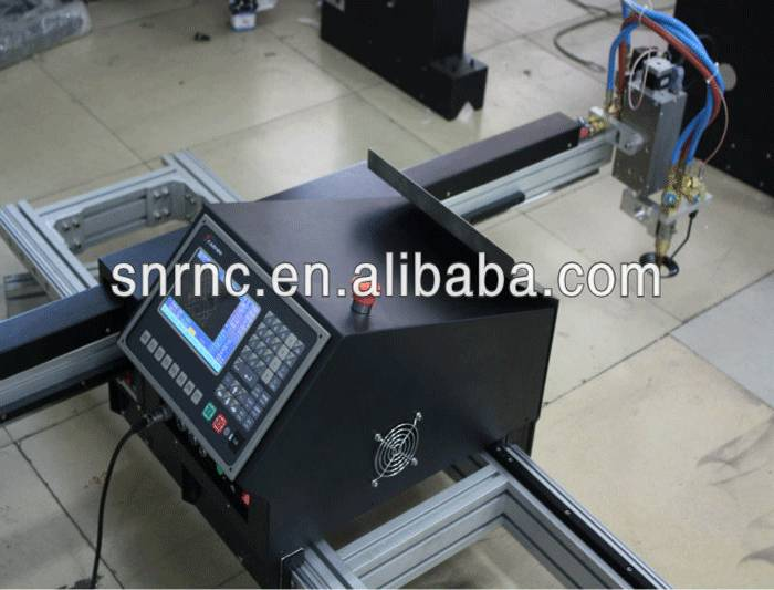High-speed precision SNR-SK Servo Motor mini cnc plasma cutting machine