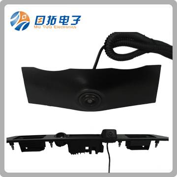 Front Rearview Video Controller with DVR System for Audi A8