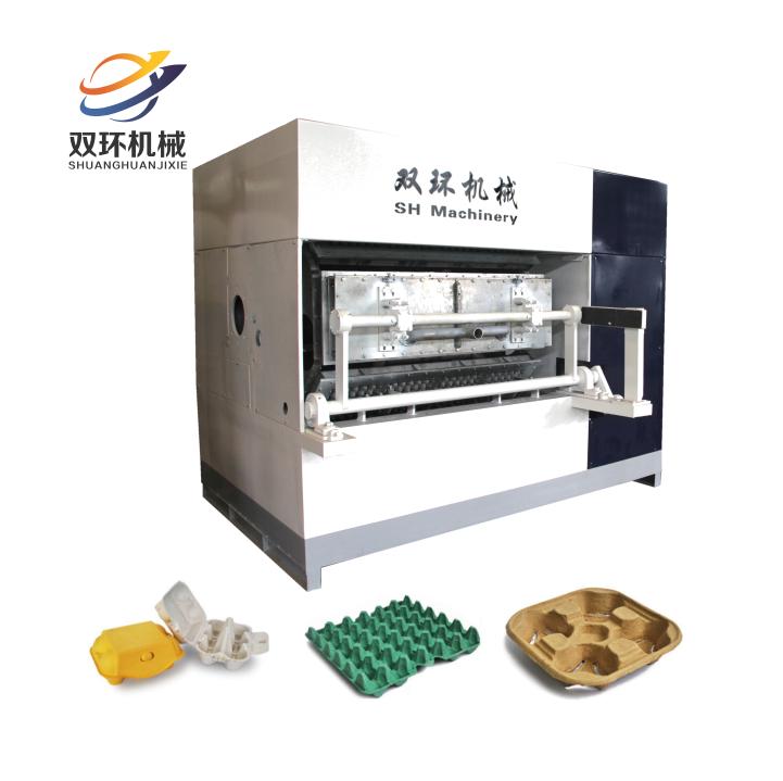 machine making egg tray/egg carton