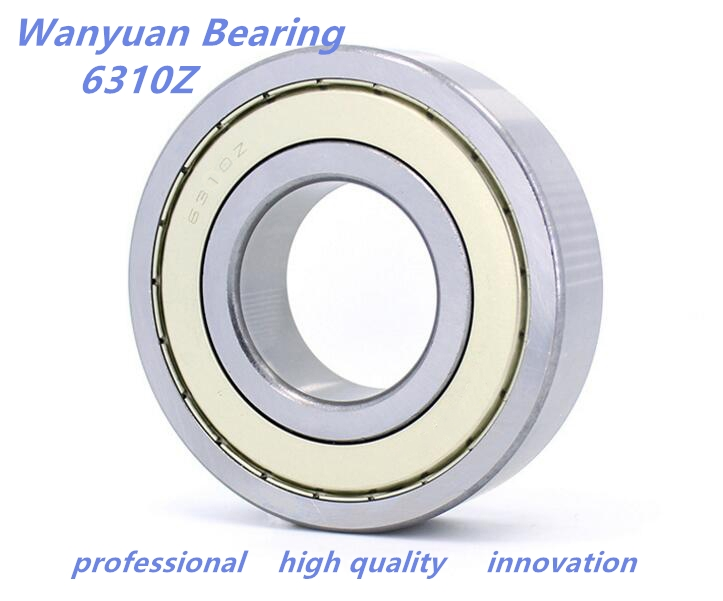 deep groove ball bearing 6310 zz used in electronics