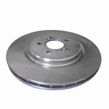 Brake Disc, Made of Cast Iron, Used for Luxgen SUV