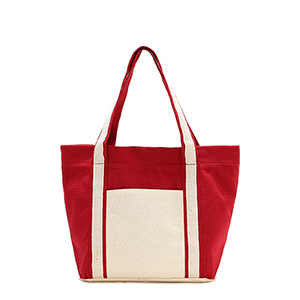 2020 Fashion Color Block Canvas Women's Sling Bag