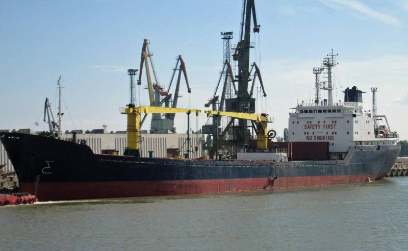 [DCG062] Geared General cargo 8750 mts ship
