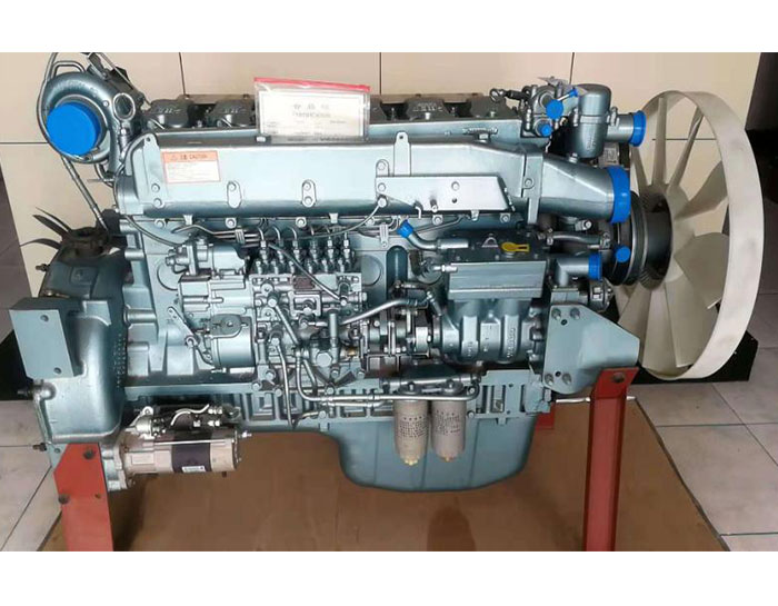 ENGINE ASSEMBLY WD615.47, Howo Engine Assembly, Truck Engine Assembly, TRUCK ENGINE PARTS
