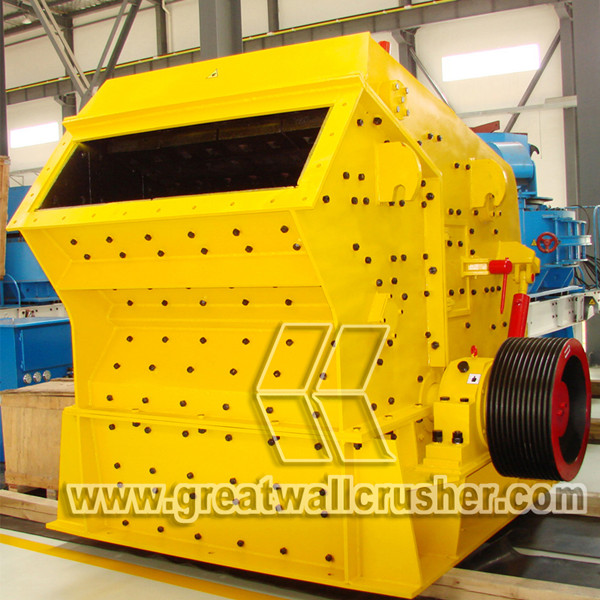 Cone crusher and impact crusher for 120 t/h stone crushing plant