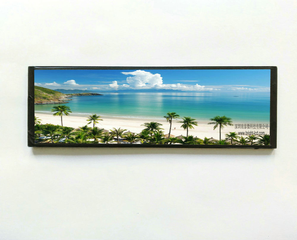 Hotsale 7.84inch tft lcd display with 1280x480 resolution IPS panel