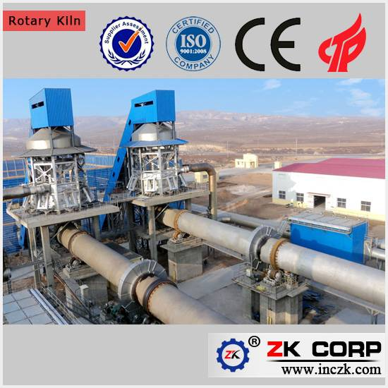 Active Lime Rotary Kiln Price