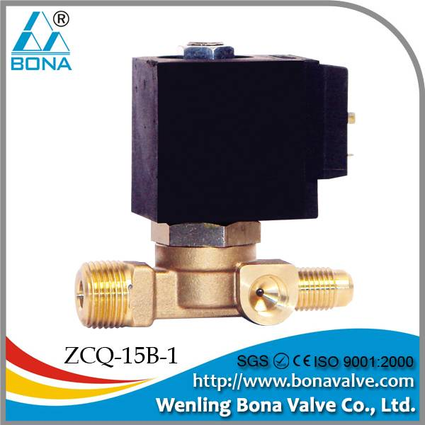 ZCQ-15B-1 solenoid valve for vacuum pump