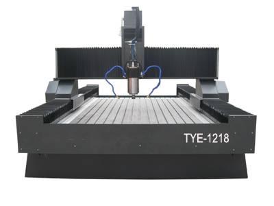 Constant power spindle Bluestone CNC Engraver machine TYE-1218