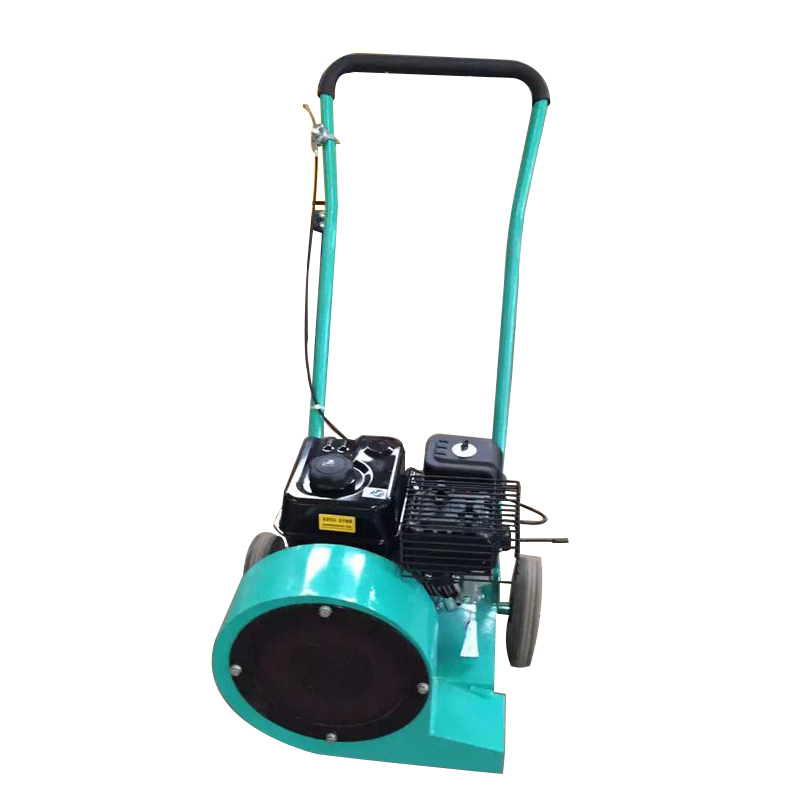 engine power air road surface blower machine