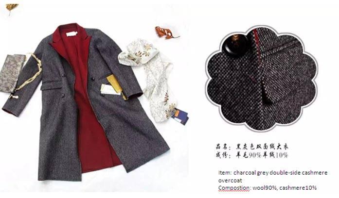 cashmere overcoat