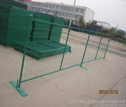 Canada standard outdoor fence temporary fence