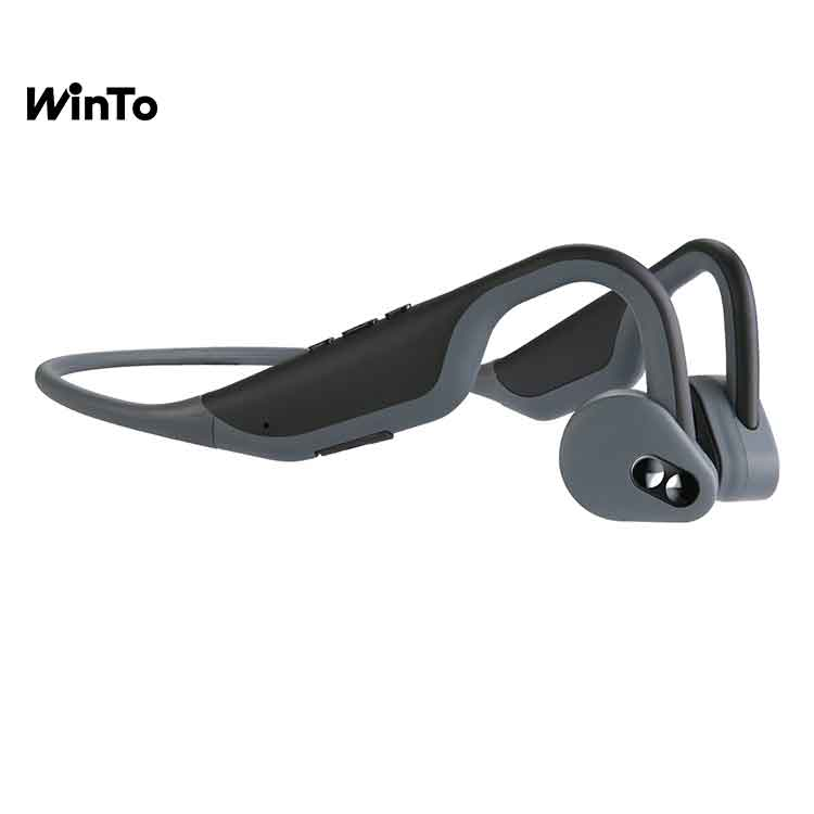 Bone Conduction Headset with Hearing Aid, Sound Amplifier