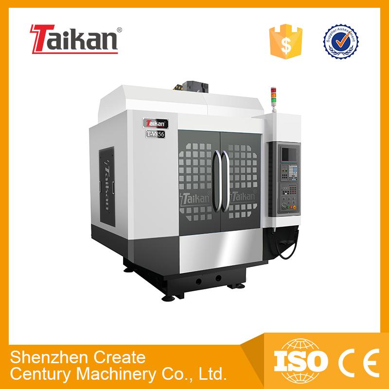 Chinese cnc machinery high precision machining center T-V856