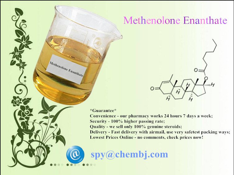 Methenolone Enanthate  CAS 303-42-4