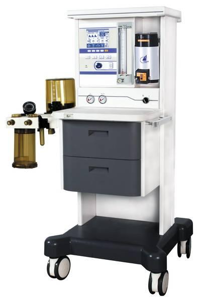 3000S(O2+N2O) Anaesthesia Machine
