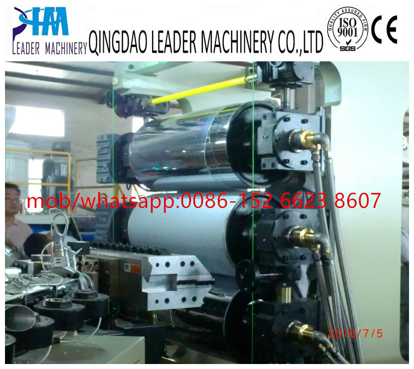 PS GPPS Diffusion Sheet/Panel Extrusion Line