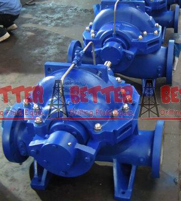 Split Casing Water Pump Oil Pump
